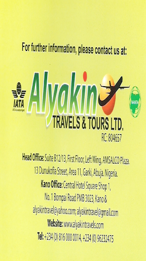 Alyakin Travel