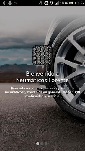 Neumáticos Lorente