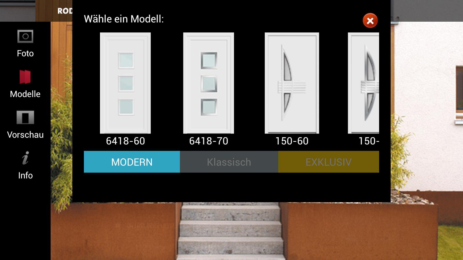 Hollandse design deuren android apps on google play for Door design app