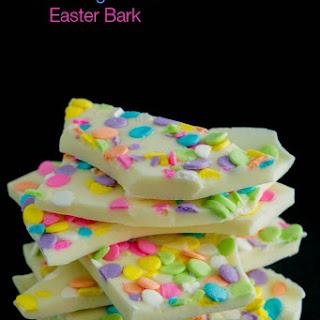 Three-Ingredient Easter Bark