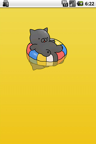 Rolling cat LiveWallpaper05 - screenshot