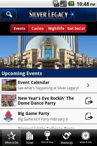 Silver Legacy - screenshot