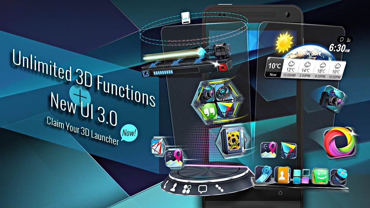 next launcher 3d shell android apps on google play next launcher 3d shell screenshot