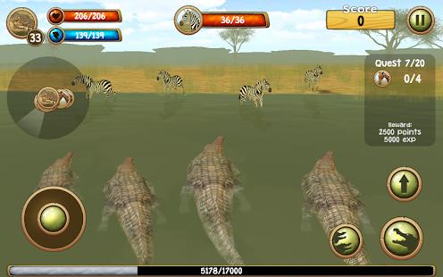 Wild-Crocodile-Simulator-3D 7