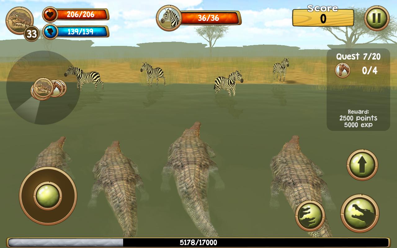 Wild-Crocodile-Simulator-3D 25