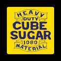 CUBE SUGAR logo