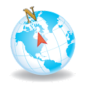 Map Compass logo