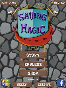 Saving Magic - screenshot thumbnail