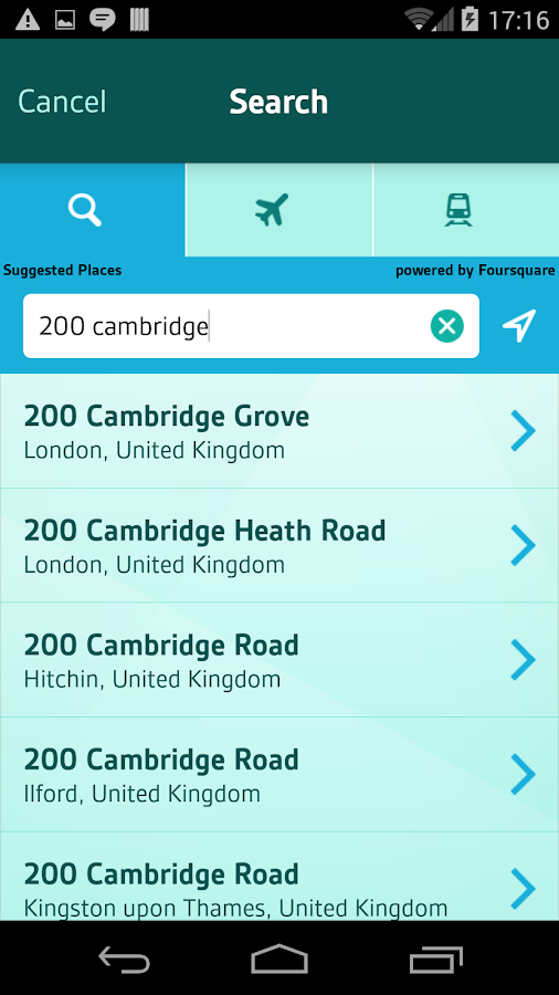 EveryFare- screenshot