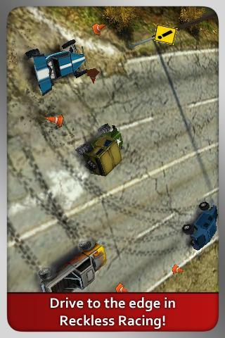 Reckless Racing- screenshot