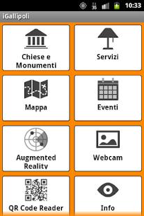 iGallipoli- miniatura screenshot