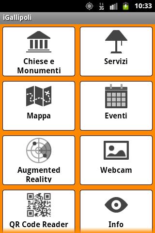 iGallipoli- screenshot