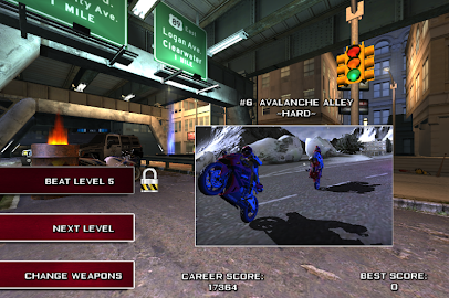 Race Stunt Fight 3!    ★FREE★ Screenshot 4