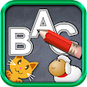 QCat - Write Alphabet ABC icon