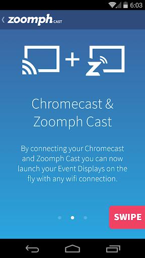 Zoomph Cast