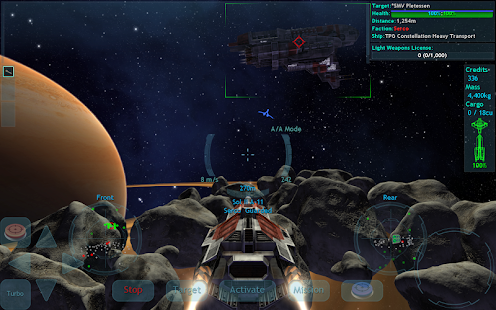Vendetta Online (3D Space MMO) Screenshot 7