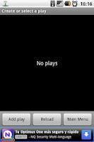 Screenshot of Sport Strategy Playmaker