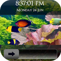 Fish Aquarium Lock Screen icon