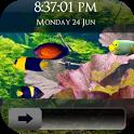 Fish Aquarium Lock Screen icon