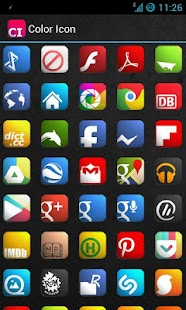 Color Icon- screenshot thumbnail