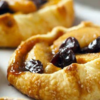 Try The Cherry-Pear Gallette