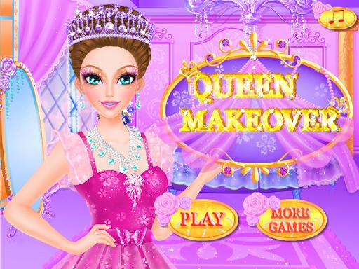 女王彌補女孩遊戲