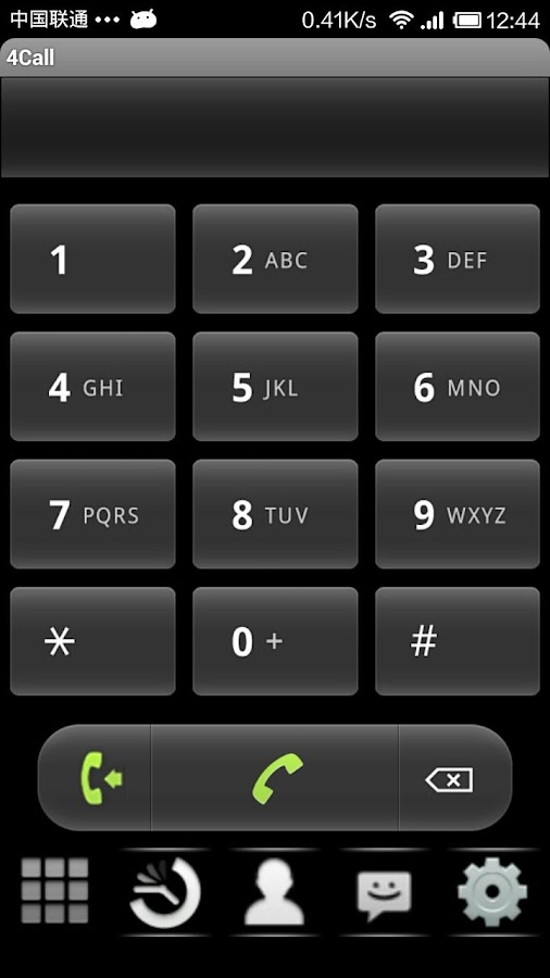 4Call - screenshot