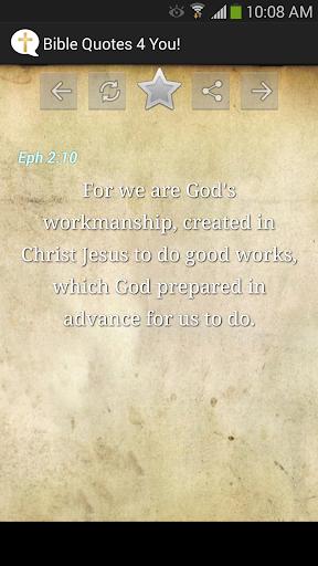 【免費教育App】Bible Quotes 4 You!-APP點子