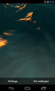 LiquidLight Sea Live Wallpaper- screenshot thumbnail