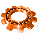 Basic Orange for CM7 logo