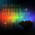 Ice Cream Sandwich Gnexus Live logo