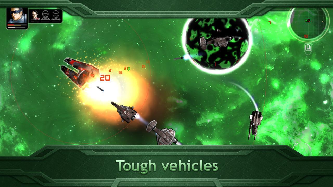 Plancon: Space Conflict screenshot #8