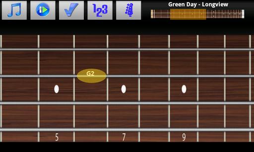 【免費教育App】低音吉他導師親-APP點子