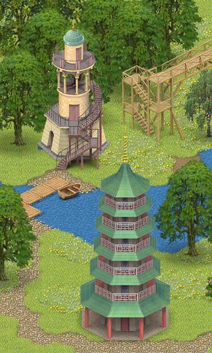 Inner Garden: Landmarks