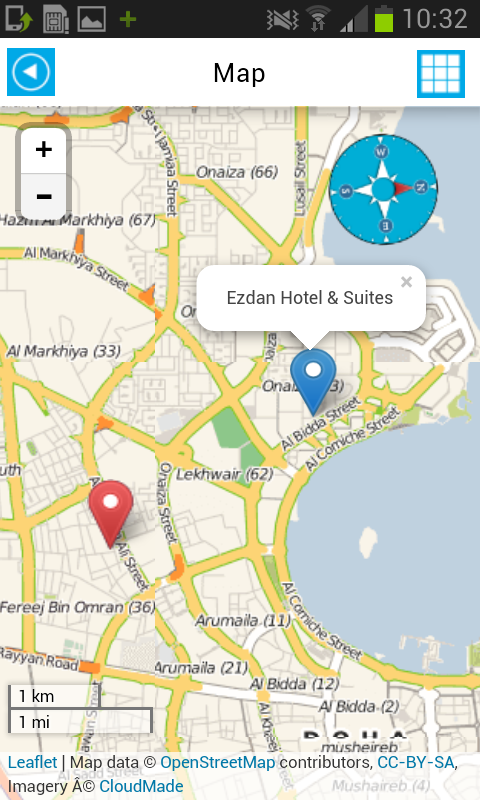 Qatar Offline Map Guide Hotels Android Apps On Google Play