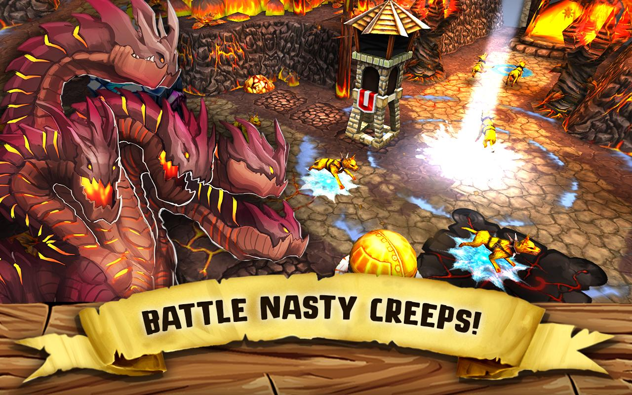Incoming! Goblins Attack TD- screenshot