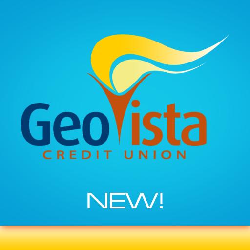 GeoVista Credit Union Mobile LOGO-APP點子