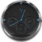 KR alphablue watchface Moto360