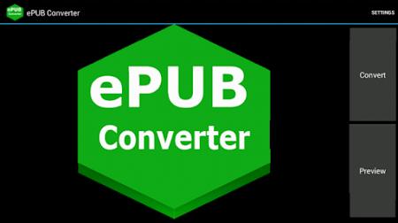 ePUB Converter 0.4 screenshot 611359