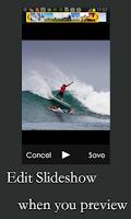 Screenshot of Free Slideshow Maker