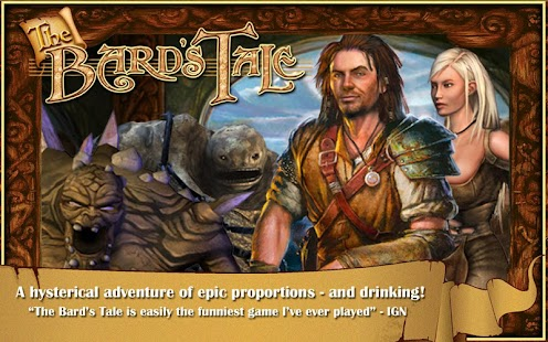 The Bard's Tale - screenshot thumbnail