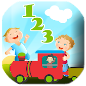 Kids Number Train Free