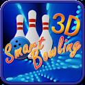 SMART BOWLING 3D logo