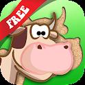 Farm Animals Puzzle Kids Free icon