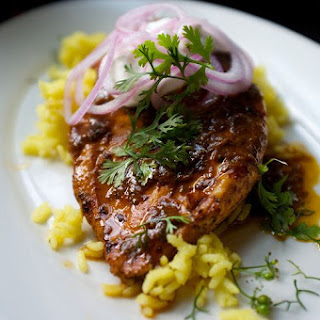Cuban-Style Grilled Chicken in Adobo.