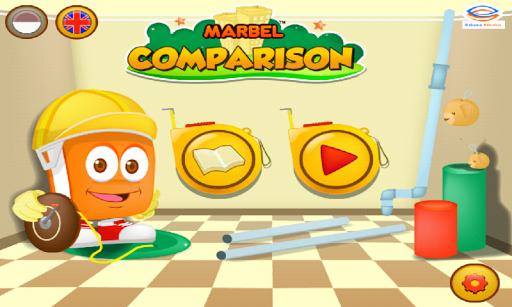 Marbel Comparison