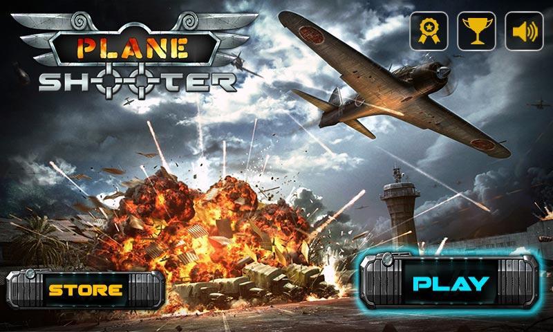 2 player plane shooting games