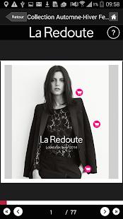 La Redoute CH - screenshot thumbnail