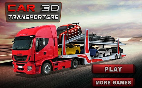 Car Transporter 3D- screenshot thumbnail