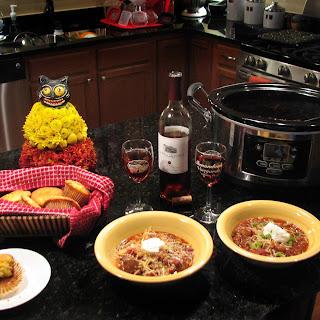 The Mountain Kitchen Chili
